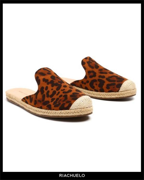 Sapato Animal Print Via Marte feminino | Shoes4you