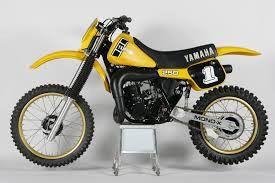 Yamaha Yamaha Motocross Yamaha 250 Yamaha Dirt Bikes