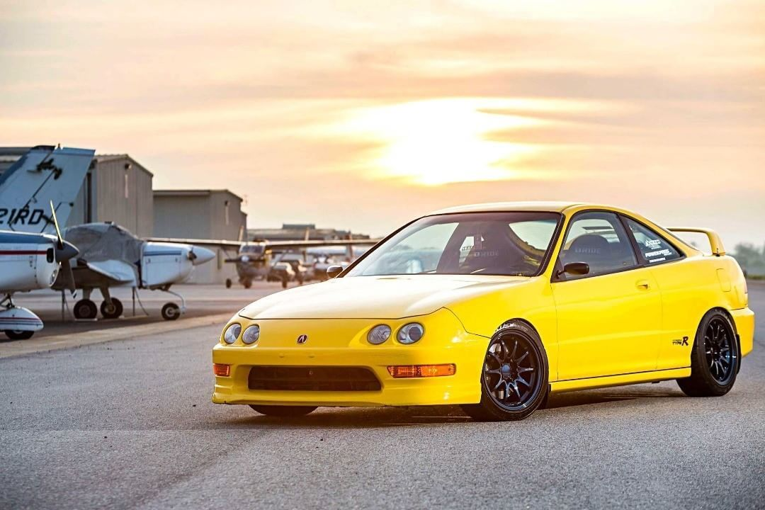 Brought to you by Smarte Integra type r, Acura integra