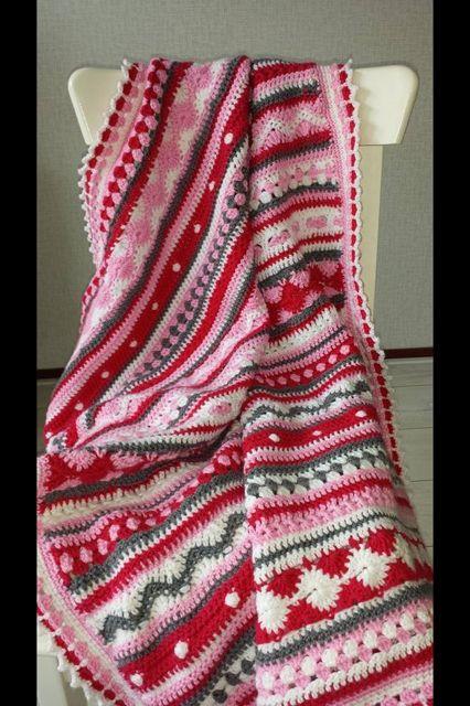 Mooie Cal Deken Haken Dekens En Kussens Pinterest Crochet