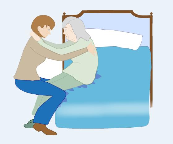 votre proche a des difficult u00e9s  u00e0 se lever seul de son fauteuil ou de son lit et vous ne savez