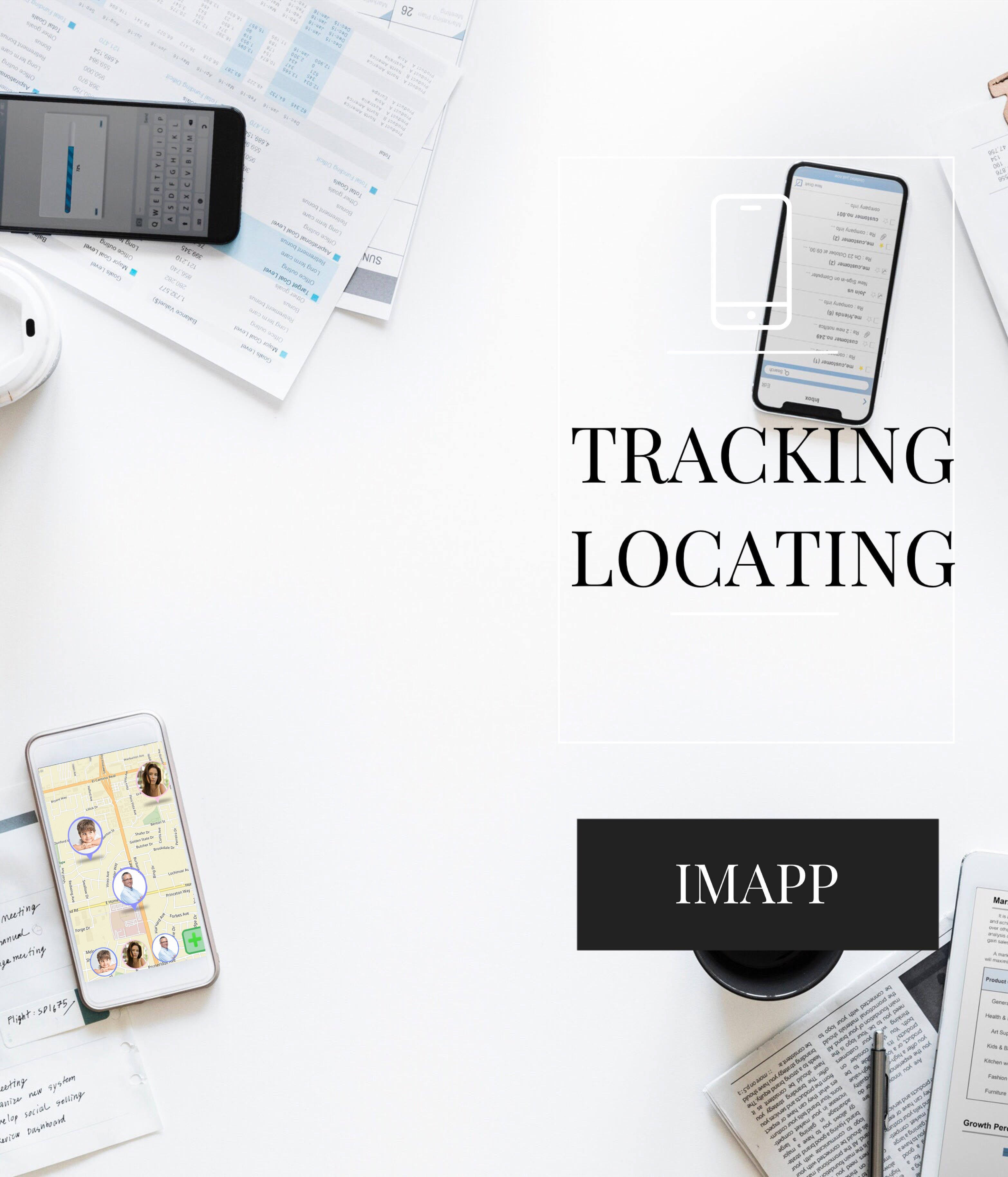 Imap is best location sharing and location finder