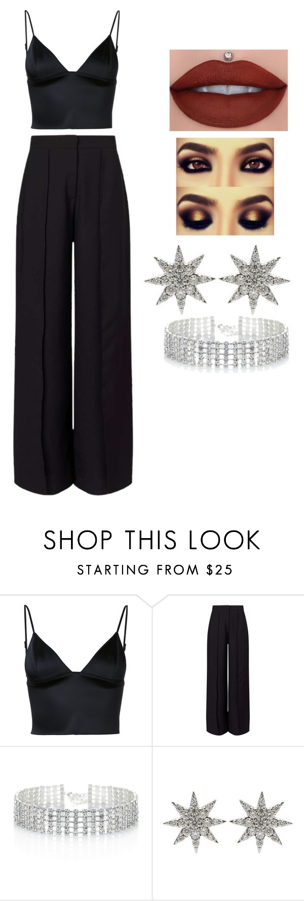 """Untitled #312"" by cannonsamiya on Polyvore featuring T By Alexander Wang, Miss Selfridge, Red Herring and Bee Goddess"