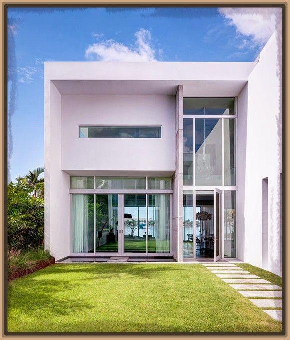 modelos de casas modernas pequenas por dentro fachadas