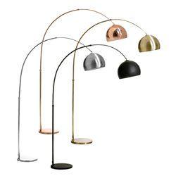 lampadaire arc eclat home pinterest lampadaire arc lampadaires et arcs de tir. Black Bedroom Furniture Sets. Home Design Ideas