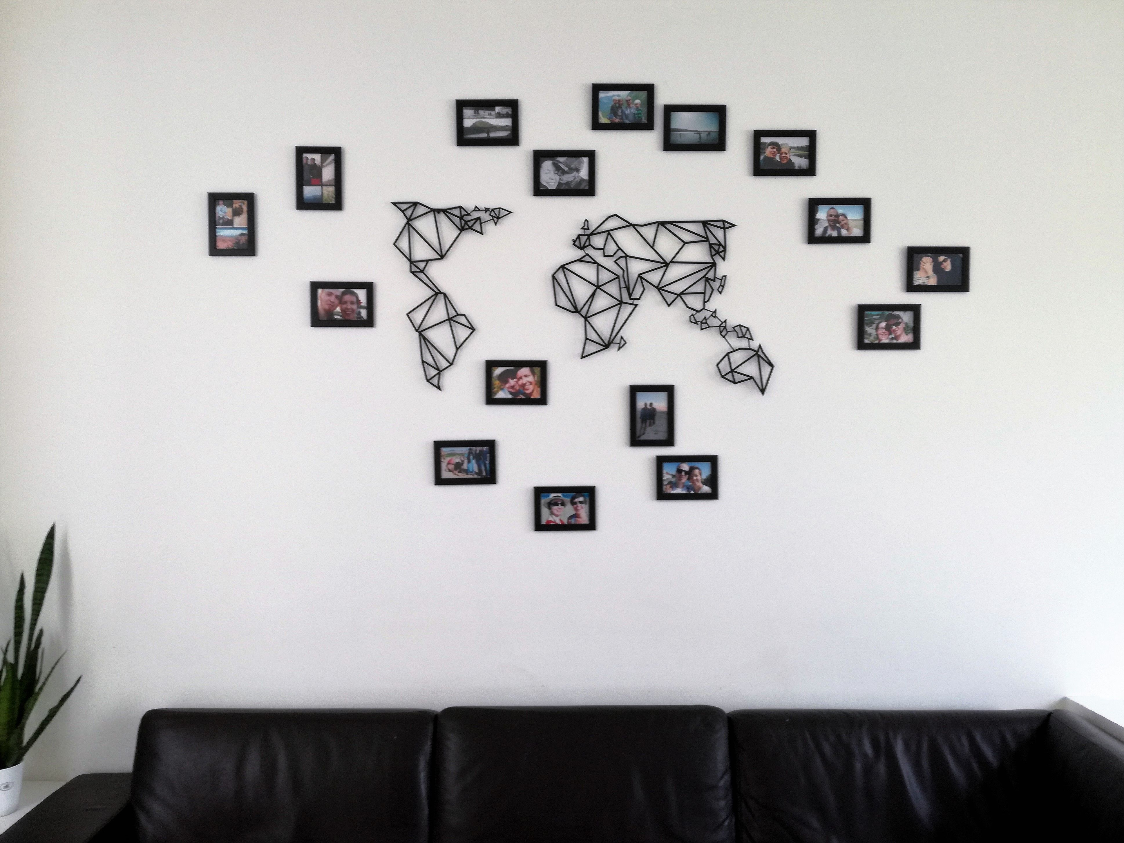 Memoboard Kinderzimmer ~ Https: lienvoets.wordpress.com wall deco world map thuis en toch