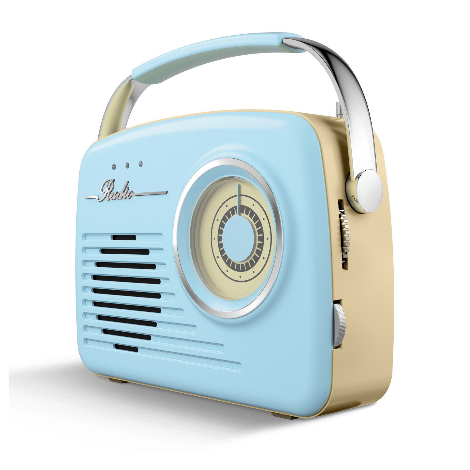 Am Fm Retro Radio Ebay Retro Radios Vintage Radio Usb Radio