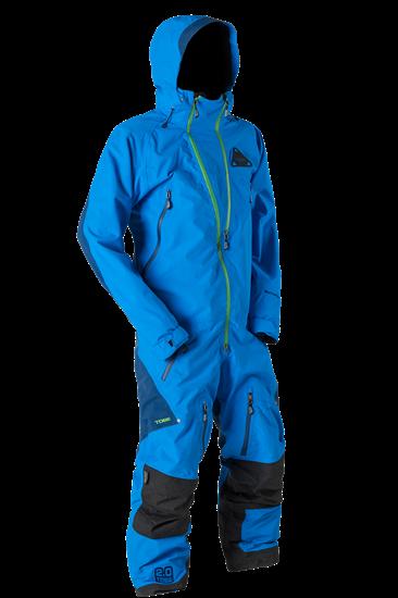 TOBE Outerwear Vivid Mono Suit, Hawaiian Ocean - Snowmobile, ski and ... d4ea83e0cc4