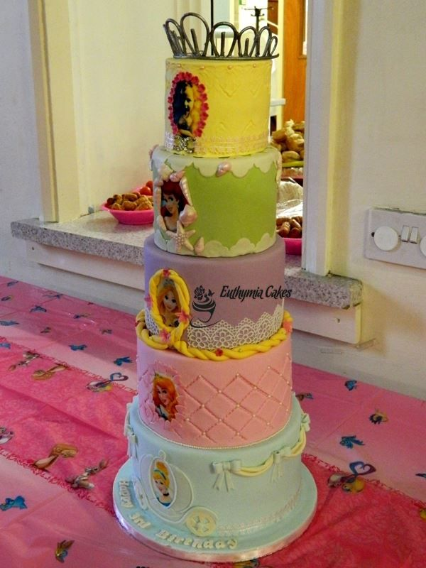 5 Tier Princesses Cake Over 8kg Of Chocolate With Madagascan Vanilla And Belgian Milk Butter Cream Chocolatecake Princesscake 5tiercake