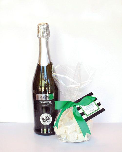 Classy little hostess gift...