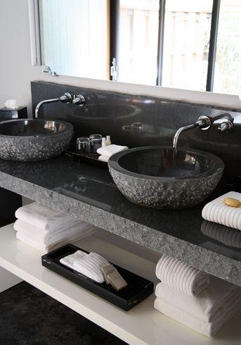 Granite Bathroom Countertops With Vessel Sinks Google Search
