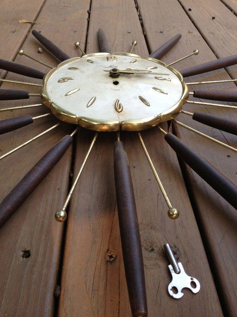 Lux Clock...Twoandthreedesigners.com