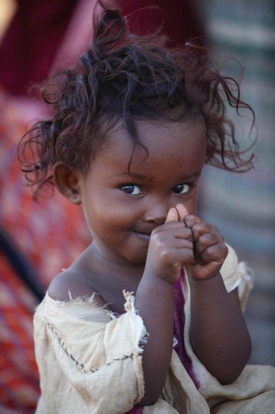 4388c2a931e9 Cute Somali child