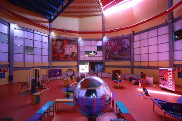 Museo El Rehilete, Pachuca de Soto  - www.hidalgo.travel -