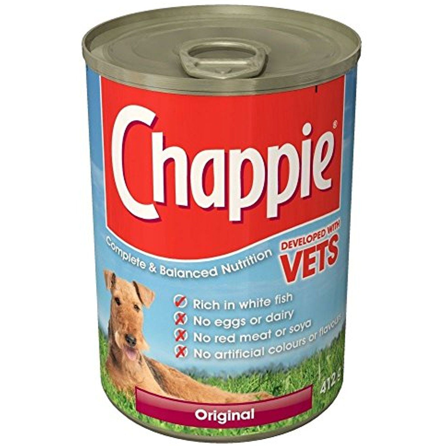 Chappie Original Dog Food 412g Pack Of 2 You Could Find