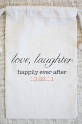 wedding candy bag ideas - Google Search