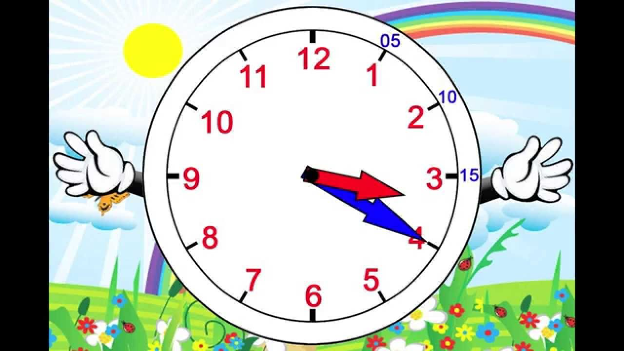 On Analog Clocks Children Need To Learn What The Hour Hand Means