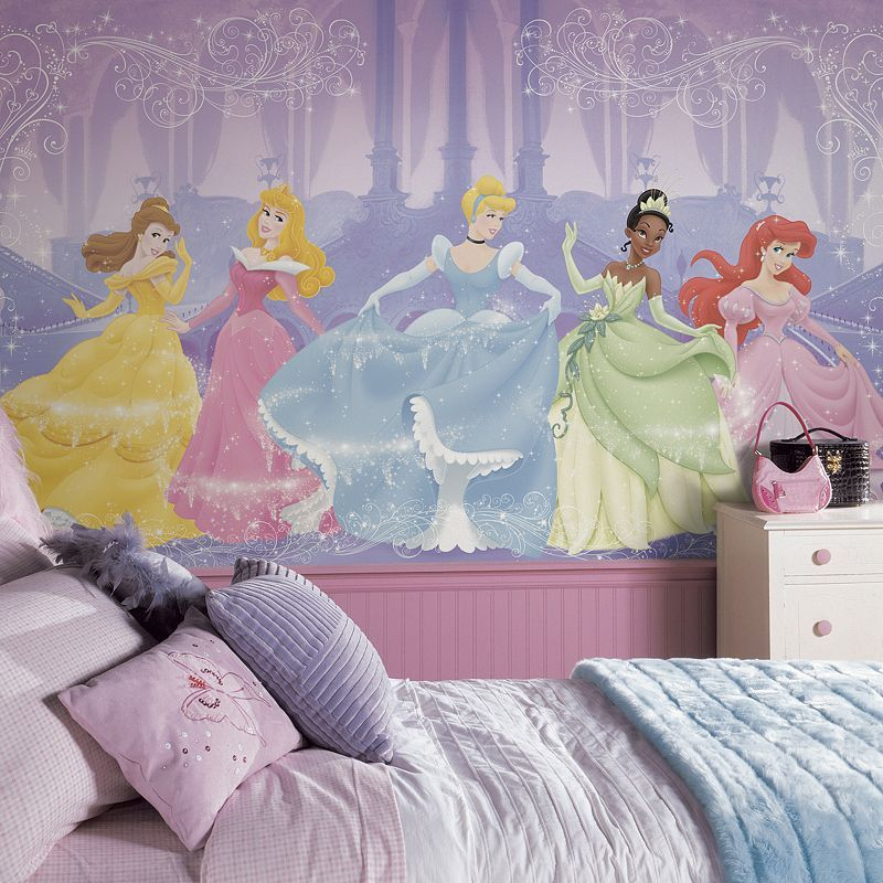 Disney Perfect Princess Wallpaper Mural