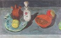 Still life by William George Gillies