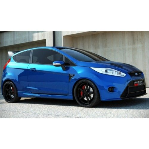 Maxton Ford Fiesta Mk7 08 Rs Look Body Kit Mad Motors Ford