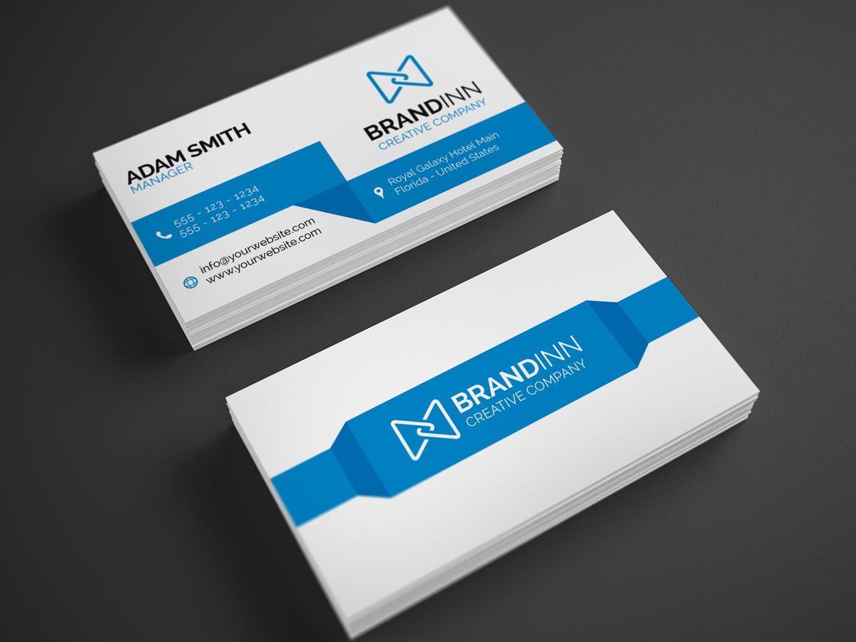 Modern Business Card 22 - http://graphicpick.com/downloads/modern ...