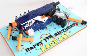 nerf bullet invitations - Google Search