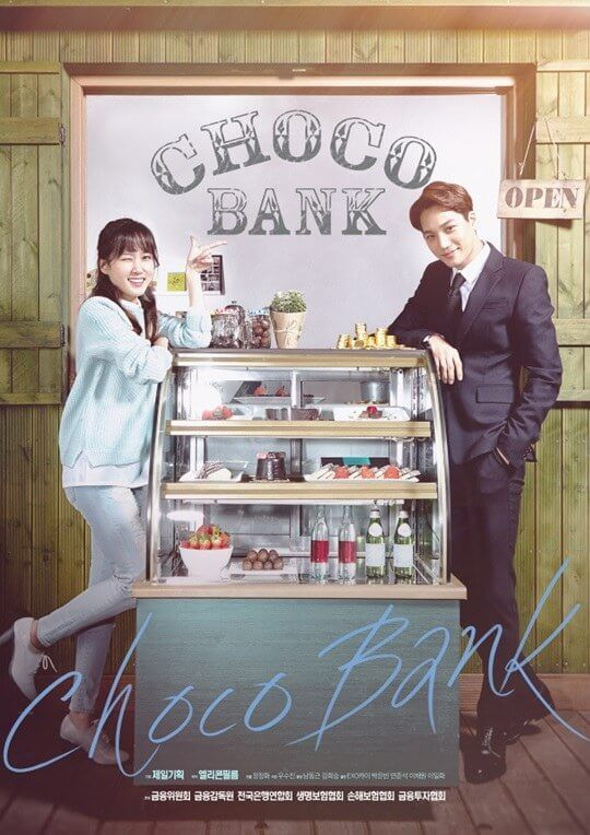 Web Drama Choco Bank Subtitle Indonesia