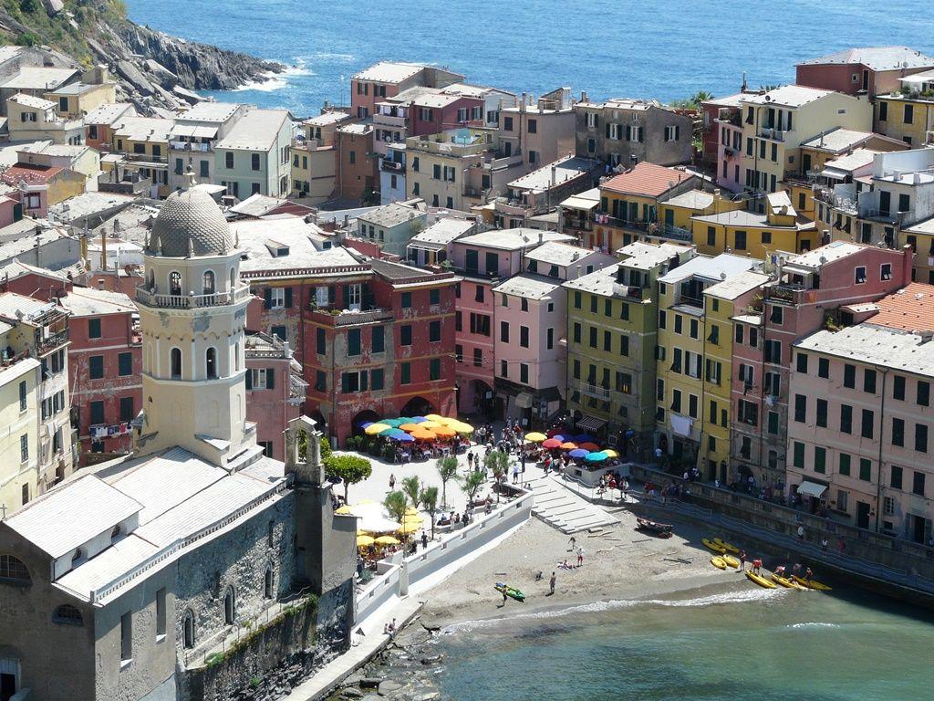 Vernazza Dans Les 5 Terre Italie Blog Voyages Cinque Terre