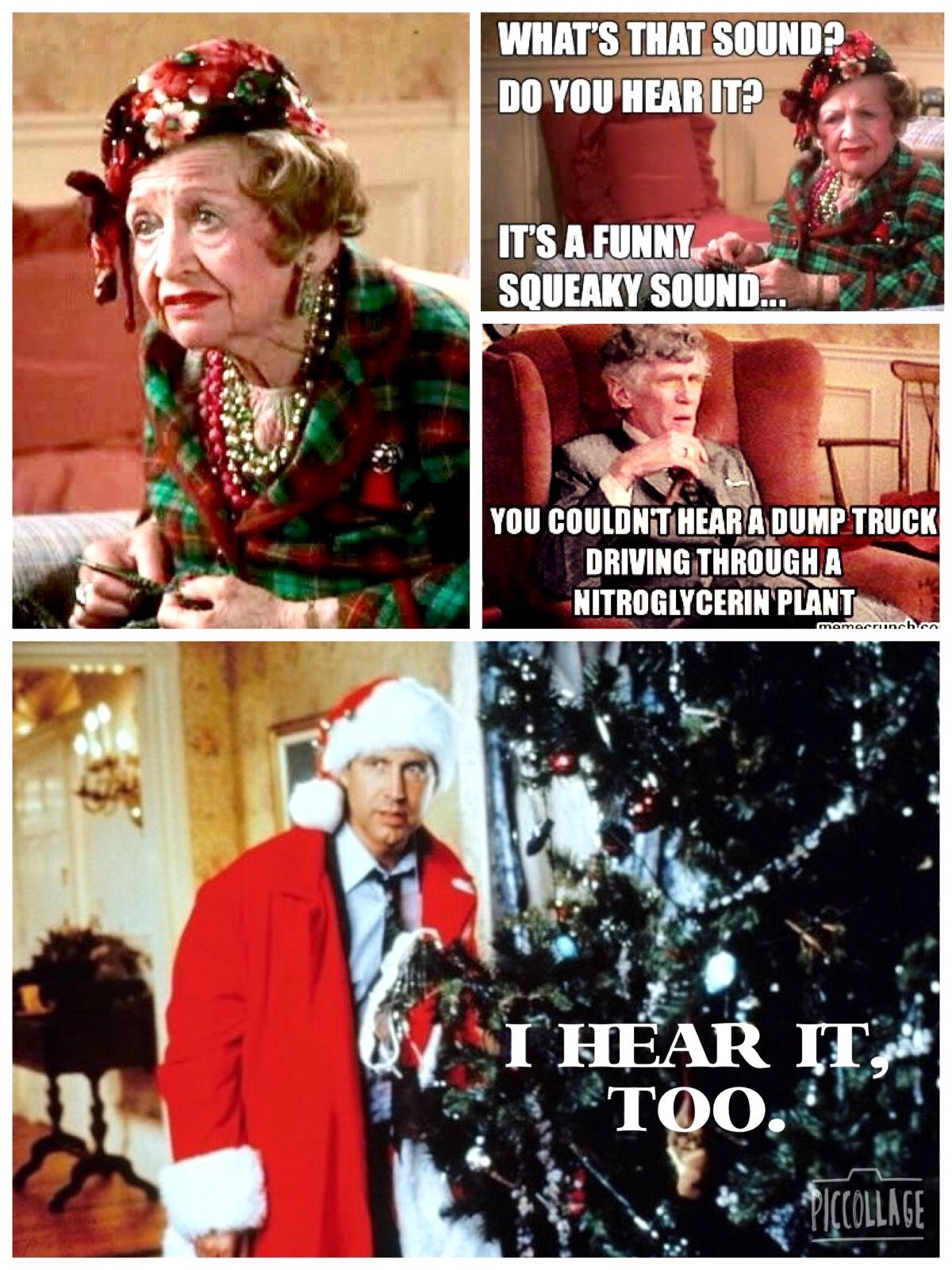 Christmas Vacation 1989 Aunt Bethany What S That