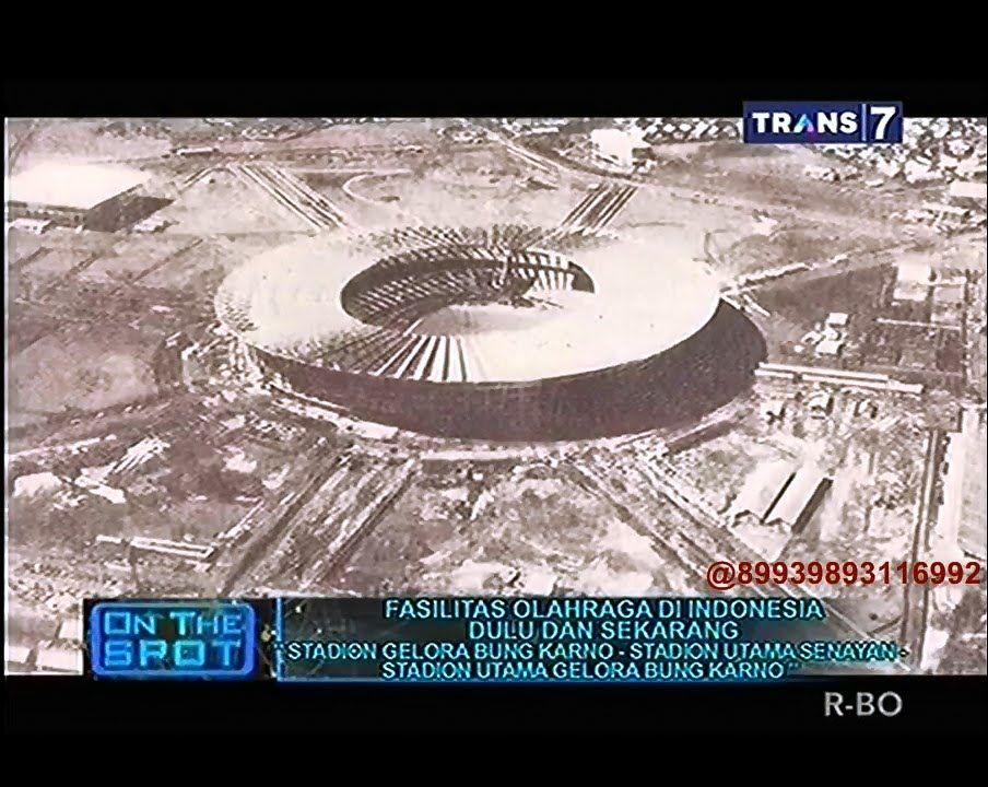 On The Spot Fasilitas Olahraga Di Indonesia Dulu Dan Sekarang Olahraga Arno Indonesia