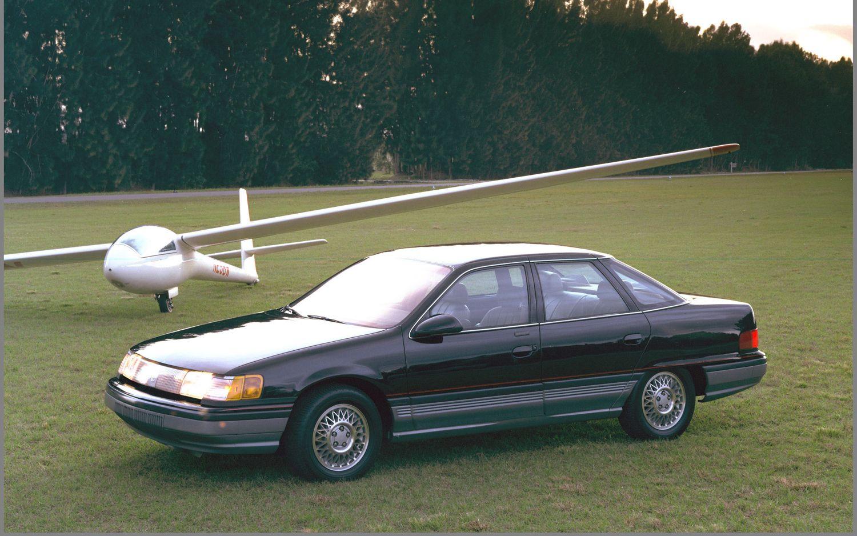 1986 Sable Sedan Mercury Sable Mercury Lincoln Cars