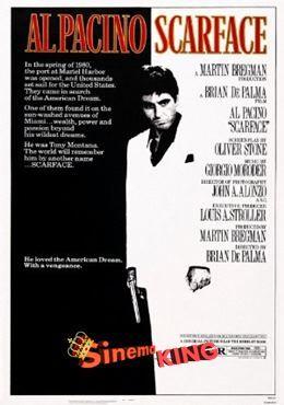 Yaralı Yüz Türkçe Dublaj Izle Scarface 1983 Yapımlı Başrolü Al