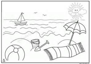 Summer Beach Coloring Pages Yahoo Image Search Results Summer Coloring Pages Beach Coloring Pages Summer Coloring Sheets