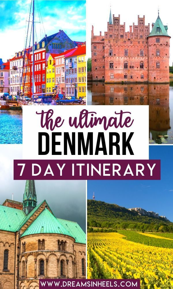 Planning a trip to Denmark? Everyone knows Copenhagen, but very often it is the only place, where people go in Denmark. Denmark has a lot more to offer than Copenhagen. Here is a 7 days in Denmark Itinerary with the best things to do in Denmark by a local. | Denmark aesthetic | Denmark travel | Denmark photography | Denmark Copenhagen | Denmark itinerary | Denmark travel itinerary | visit Denmark | best places to visit in Denmark | best time to visit in Denmark | Scandinavia travel photography |
