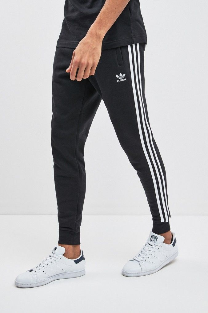 adidas joggers stripe stripe adidas noir adidas stripe joggers noir noir PkZiuX