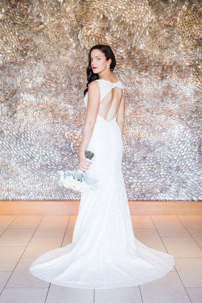 Formal Rhode Island Seaside Wedding | Dress ideas, Vintage weddings ...