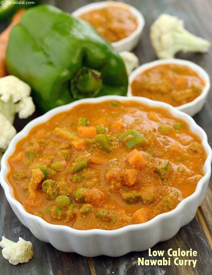 Low Calorie Nawabi Curry