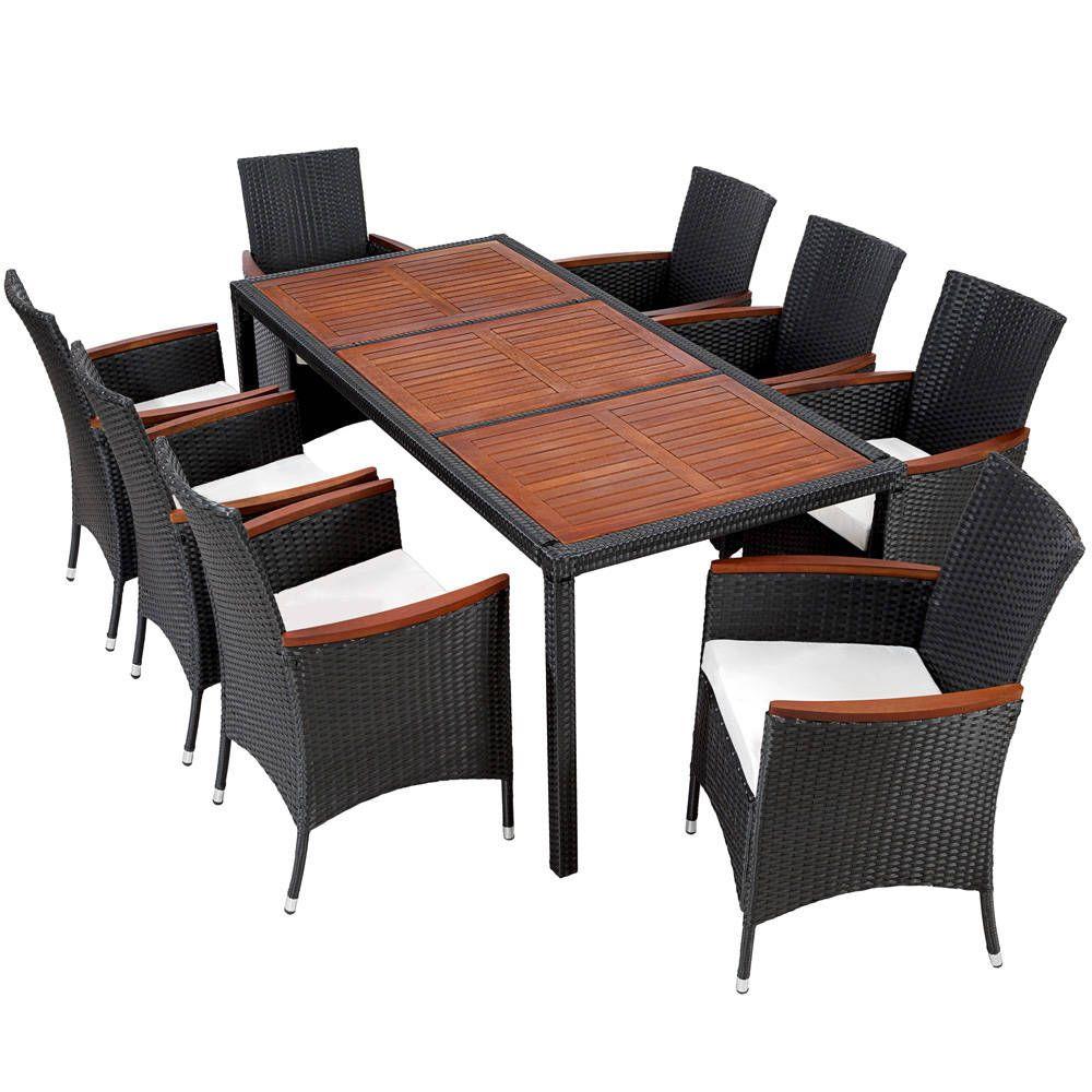 Rattan Sitzgruppe 8+1 Modell ...