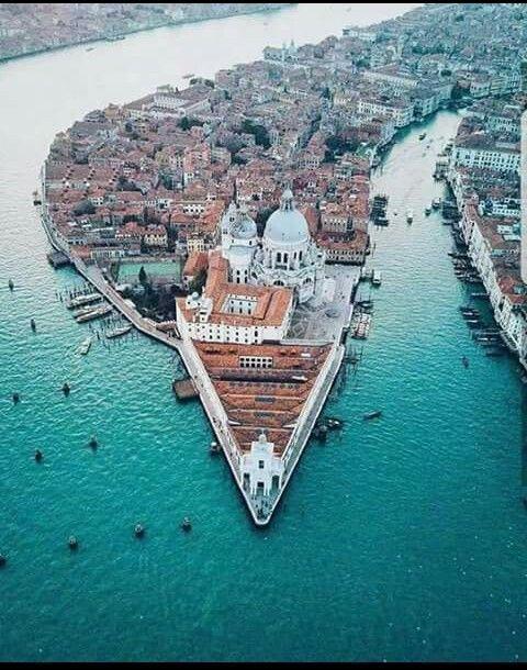 Photo of Venice, Italy.