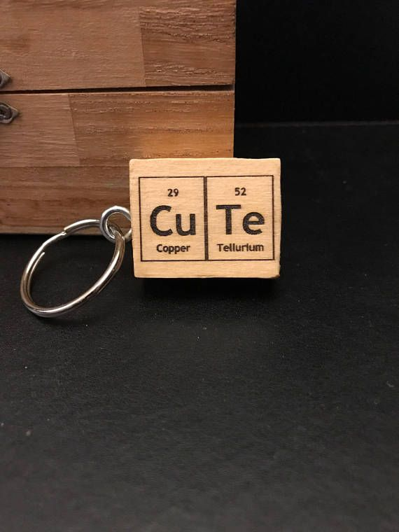 Science periodic table elements wooden laser engraved keychain science periodic table elements wooden laser engraved keychain science periodictable elements cute urtaz Images