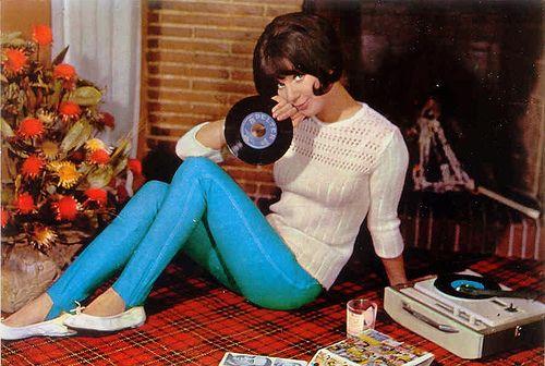 Azul 1960s