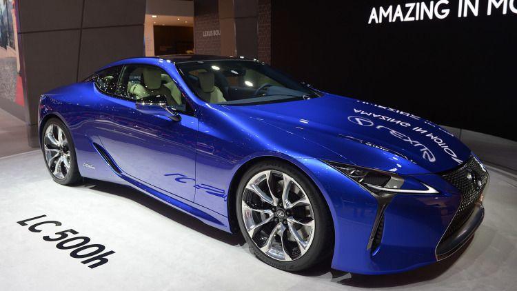 Bigbang S Taeyang Is Endorsees Lexus Lc 500h Koogle Tv Lexus Lc Lexus Geneva Motor Show