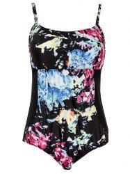 SHARE & Get it FREE | Plus Size Spaghetti Strap Printed One-Piece Swimwear For WomenFor Fashion Lovers only:80,000+ Items • New Arrivals Daily • Affordable Casual to Chic for Every Occasion Join Sammydress: Get YOUR $50 NOW!