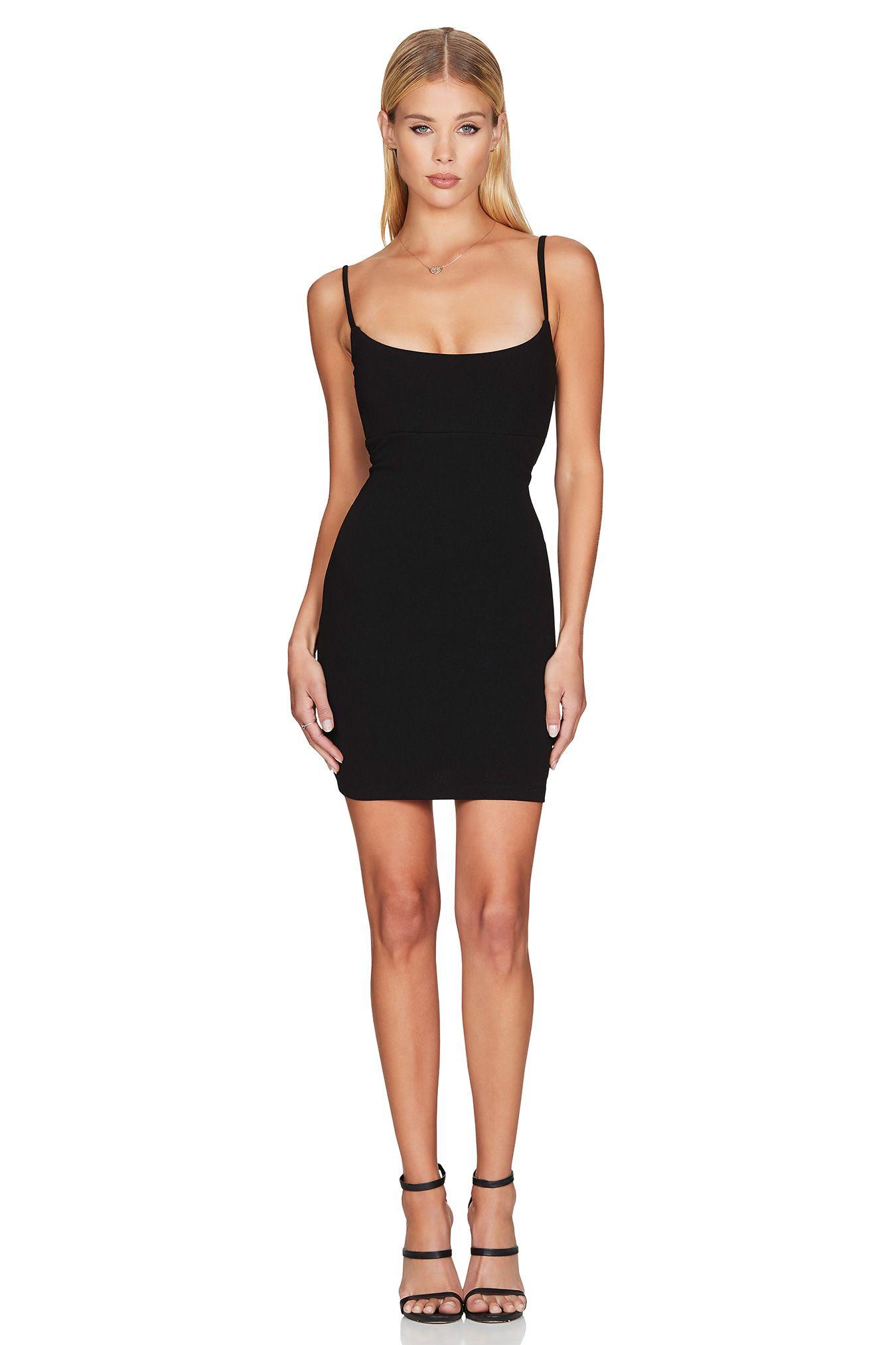 Nookie Bailey Mini Xl Little Black Dress Fashion How To Wear [ 2025 x 1350 Pixel ]