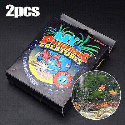 Details about Growing Instant Artificial Sea Monkey Eggs