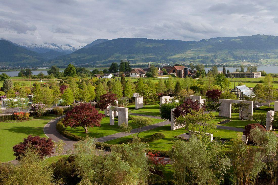 tree museum in zurich, switzerland by enea garden design | der, Garten und erstellen