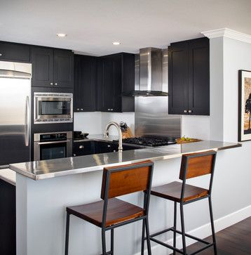 Seaport Village Modernkitchen  Remodelacion 3 Studio Loft Pa Cool Kitchen Designers San Diego Inspiration Design