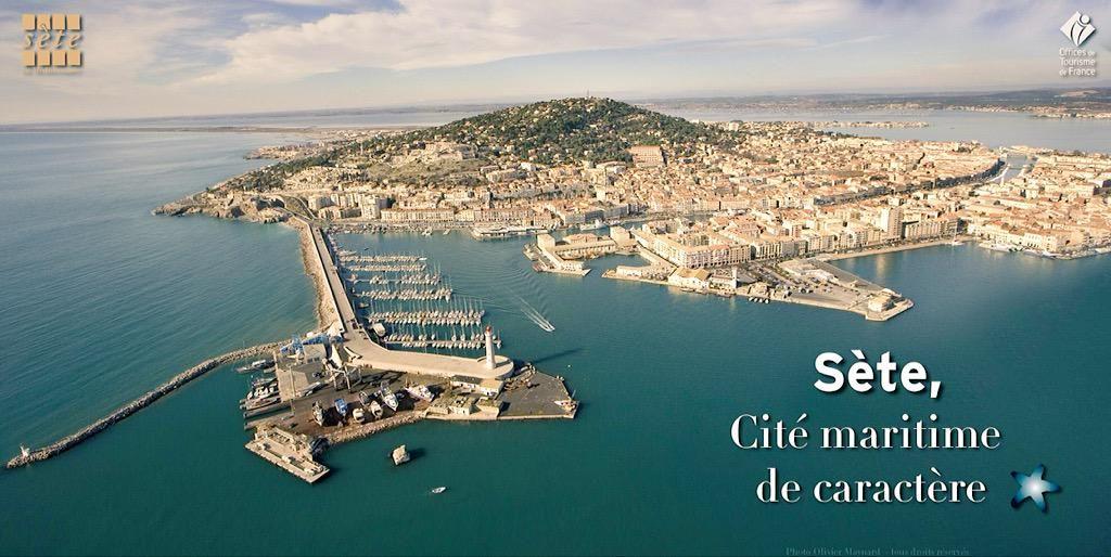 Sete Office Tourisme On Tourisme Office De Tourisme Et Sete Ville
