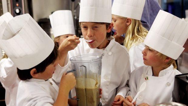 curso cocina para niños | Talleres | Pinterest | Curso cocina ...
