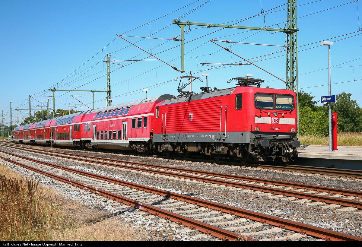 Photo 112 187 Deutsche Bahn AG BR 112 at